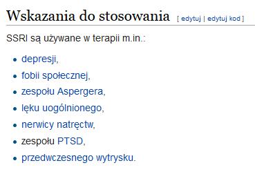 ssri - zdjecie